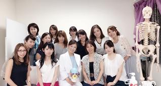 """サロンで""""即実践""""できる解剖生理学セミナー(福岡)"""