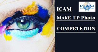 2020年 ICAM MAKE-UP Photo COMPETETION