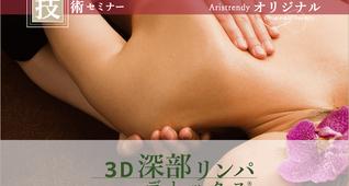 3D深部リンパデトックス(R)講座 Level2(東京)