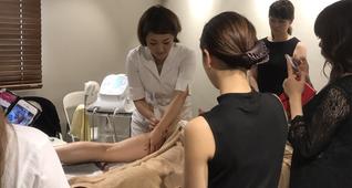 セルライトゼロ技術セミナー部位別テクニック【腹部と腰まわり】(名古屋)